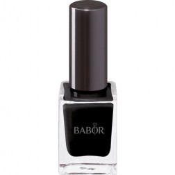 Nail Colour 23 pure latex black (Trendfarbe Herbst/Winter 18)