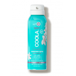 COOLA - Body Spray SPF50 - Unscented (duftneutral) Travelsize