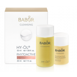 CLEANSING - Set  HY-Öl & Phytoactive Reactivating (Kleingrösse 50ml & 30ml)
