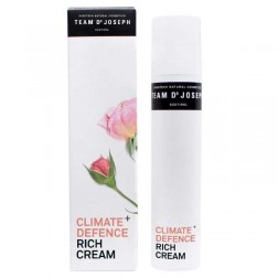 TEAM DR JOSEPH Climate+ Defence Rich Cream