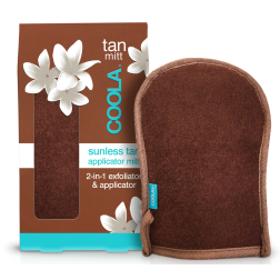COOLA - SUNLESS Tan 2 in 1 Applicator & Peeling-Handschuh