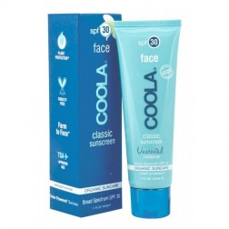 COOLA - Classic Face SPF 30 Unscented (duftneutral)