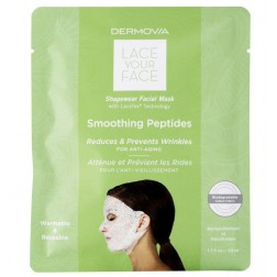 DERMOVIA - SMOOTHING PEPTIDES Mask (1 Stk.) - Verringert Falten