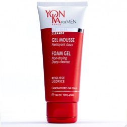 Gel Mousse - Reinigungs-Schaumgel - Yon-ka Men