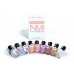 Zoya NAKED MANICURE - Professional Kit Minis (9 x 7,5ml)