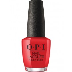 Love OPI, XOXO - My Wish List is You (rot)