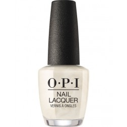 Love OPI, XOXO - Snow Glad I Met You (weiss)