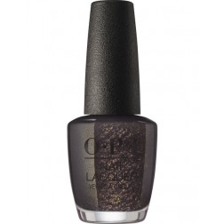 Love OPI, XOXO - Top the Package with a Beau (grau)