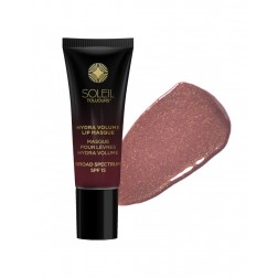 SOLEIL TOUJOURS - Hydra Volume Lip Masque SPF15 - Indochine (Cherry Chestnut)