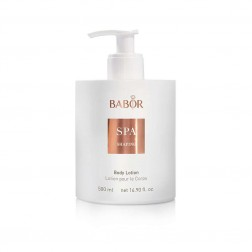 Shaping Body Lotion - BIG SIZE 500 ml